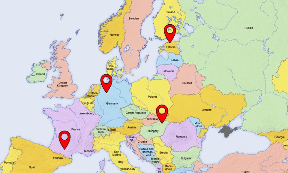 Adventmisjon toetas Euroopa misjoniprojekte 2 miljoni dollariga