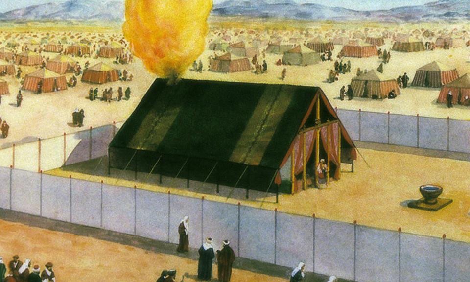 Pühamu – Jumala telk inimeste keskel