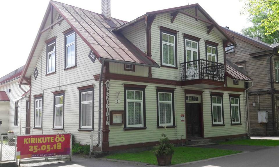 26. mai ehitusfondi annetus läheb Pärnu koguduse õueala väljaehitamise tarbeks