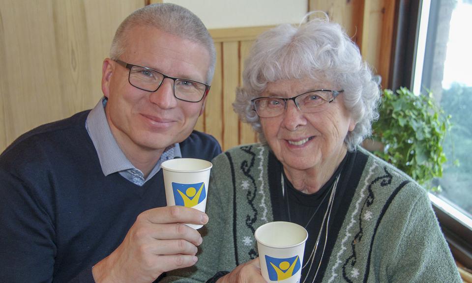 Rootsis on pea pool aastat tegutsenud kohalik Hope Channel