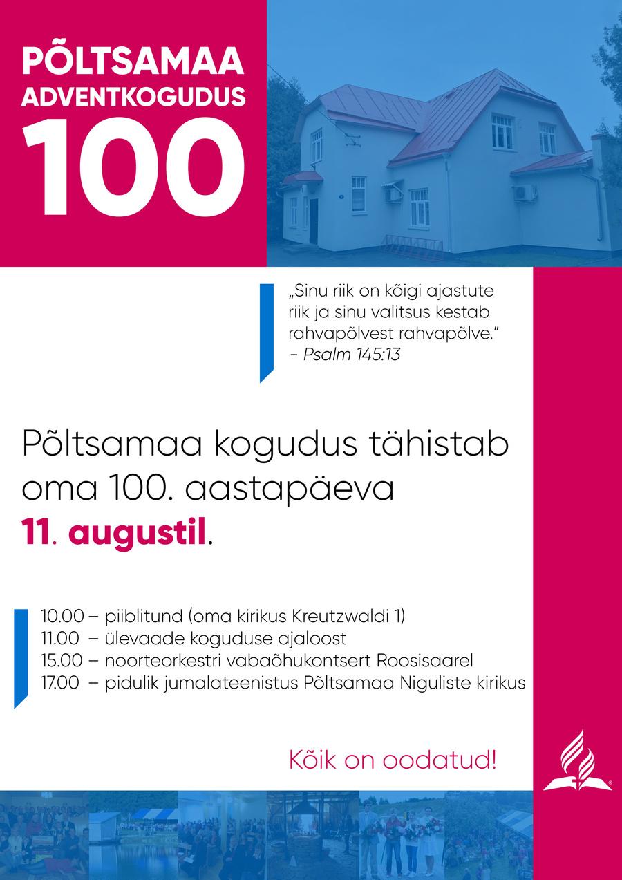poltsamaa 100 2000jpg Kohtumiseni meie aastapäeval!