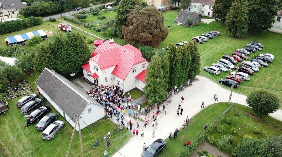 1 Kümme aastat kogukonna heategevuspäeva Põltsamaal