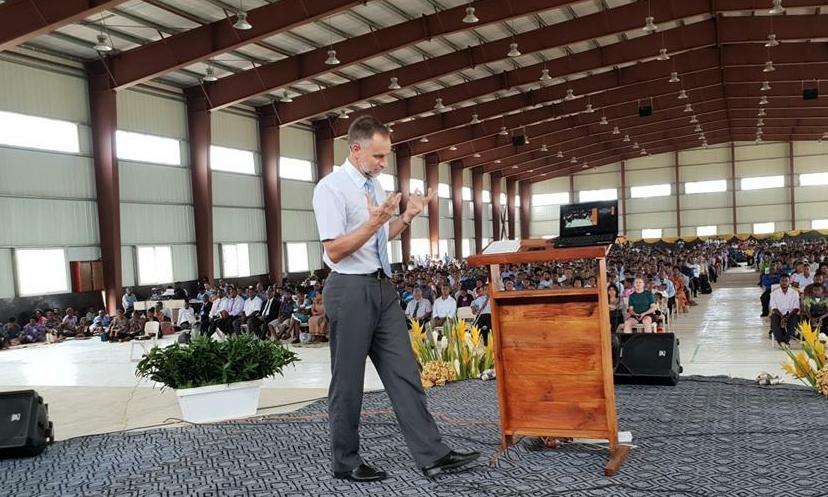 Vanuatul avati mitmeotstarbeline kogudusemaja