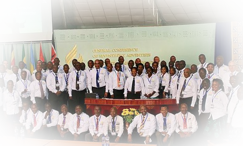 Ida- ja Kesk-Aafrika divisjon ületas nelja miljoni liikme piiri