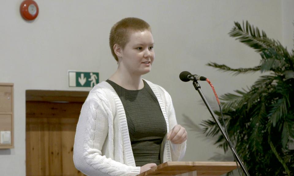 Tallinna I koguduses alustas tööd piiblitööline Krõõt Lõbus