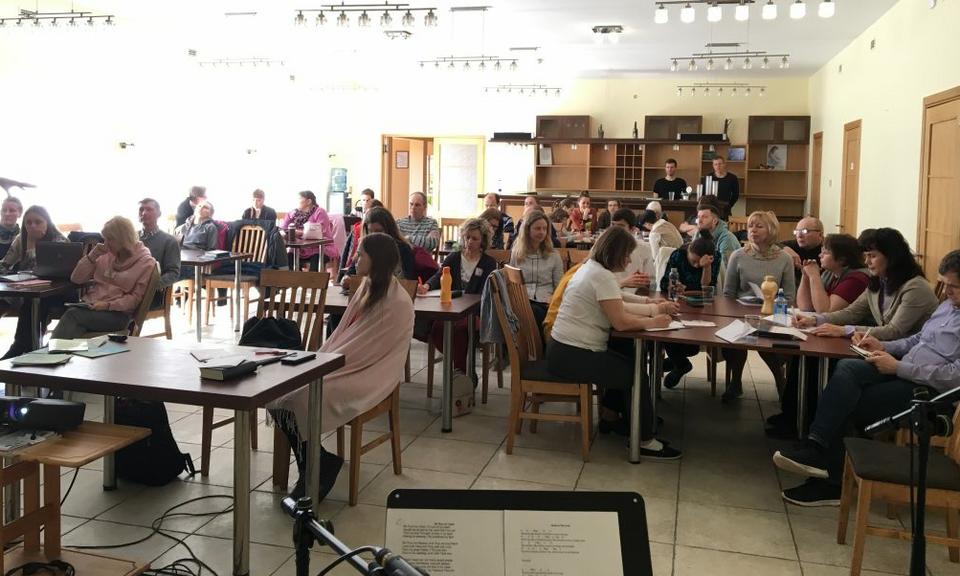 """Riias toimus seminari """"Loomine ja tervis"""" koolitus"""