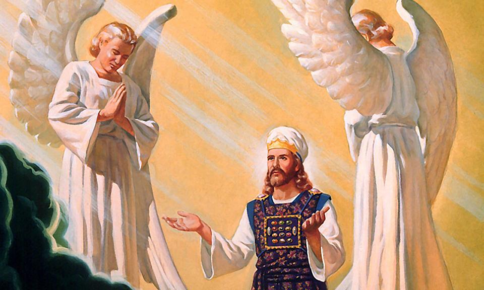 Kristuse teenistus taevases pühamus