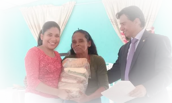 Tuhanded Venetsueela pered said toiduabi