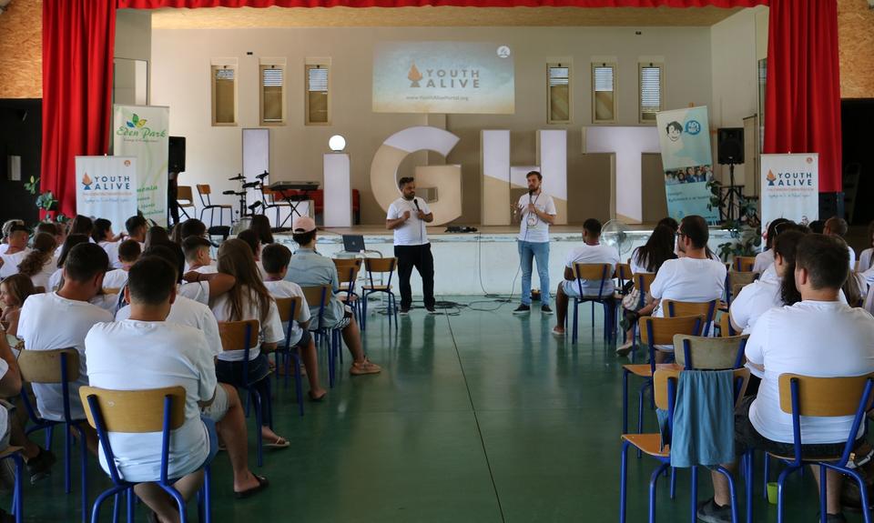 Albaanias ja Leedus alustati programmi Youth Alive pilootprojektiga