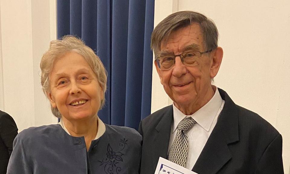 Ungari kogudusejuhti tunnustati tema töö eest vähemustega