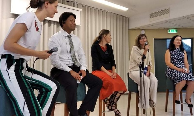 Misjonipäeval arutati erinevate teenimisvõimaluste üle
