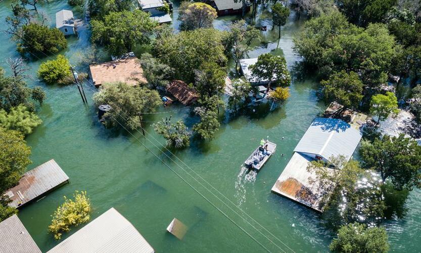 Adventkoguduse juht: Suured üleujutused kutsuvad meid austama loomist