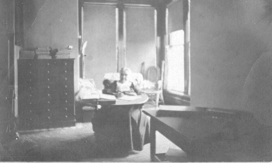 Teadlaste sõnul avab uus foto Ellen White'ist akna tema ellu