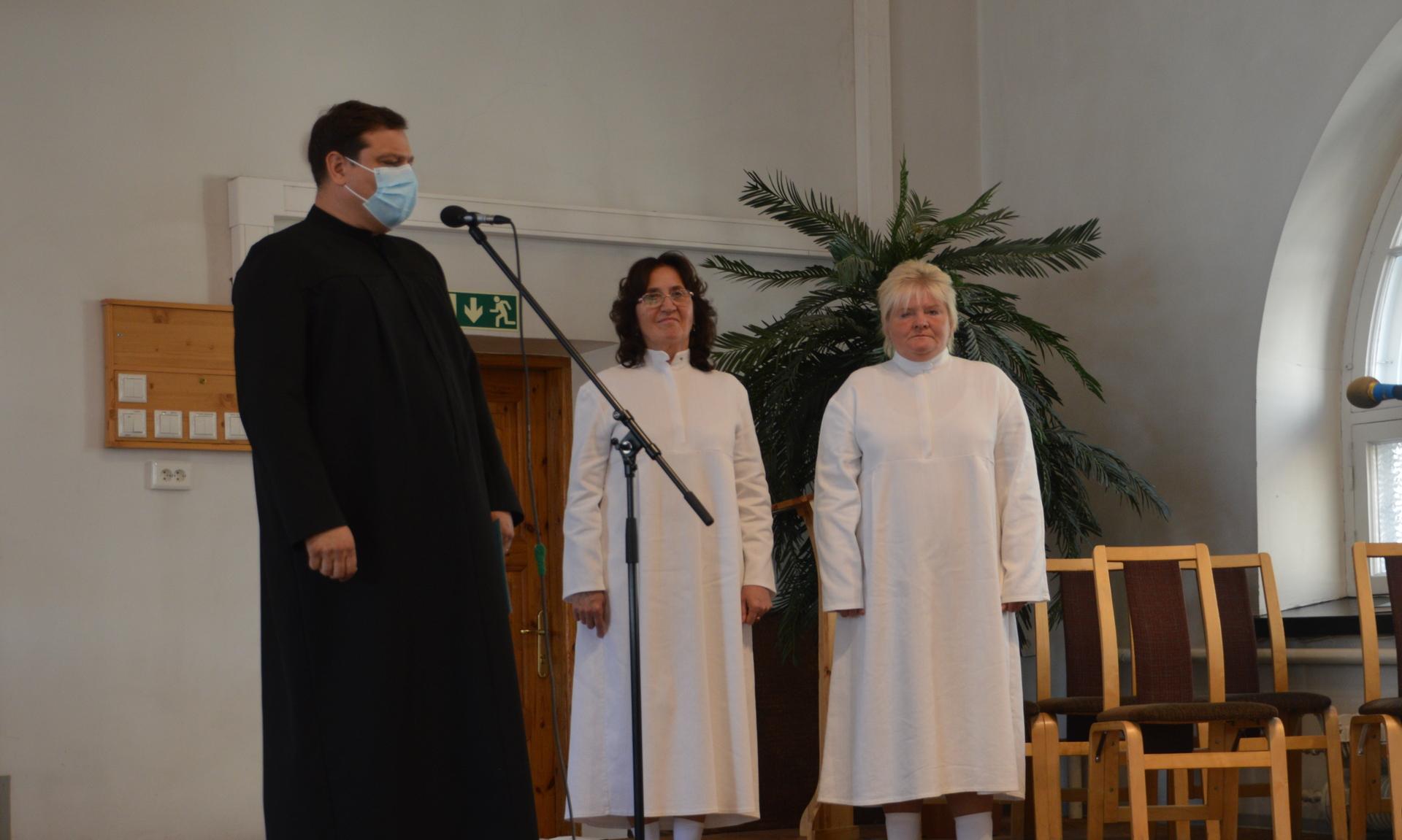 Eriline hingamispäev Tallinna I koguduses