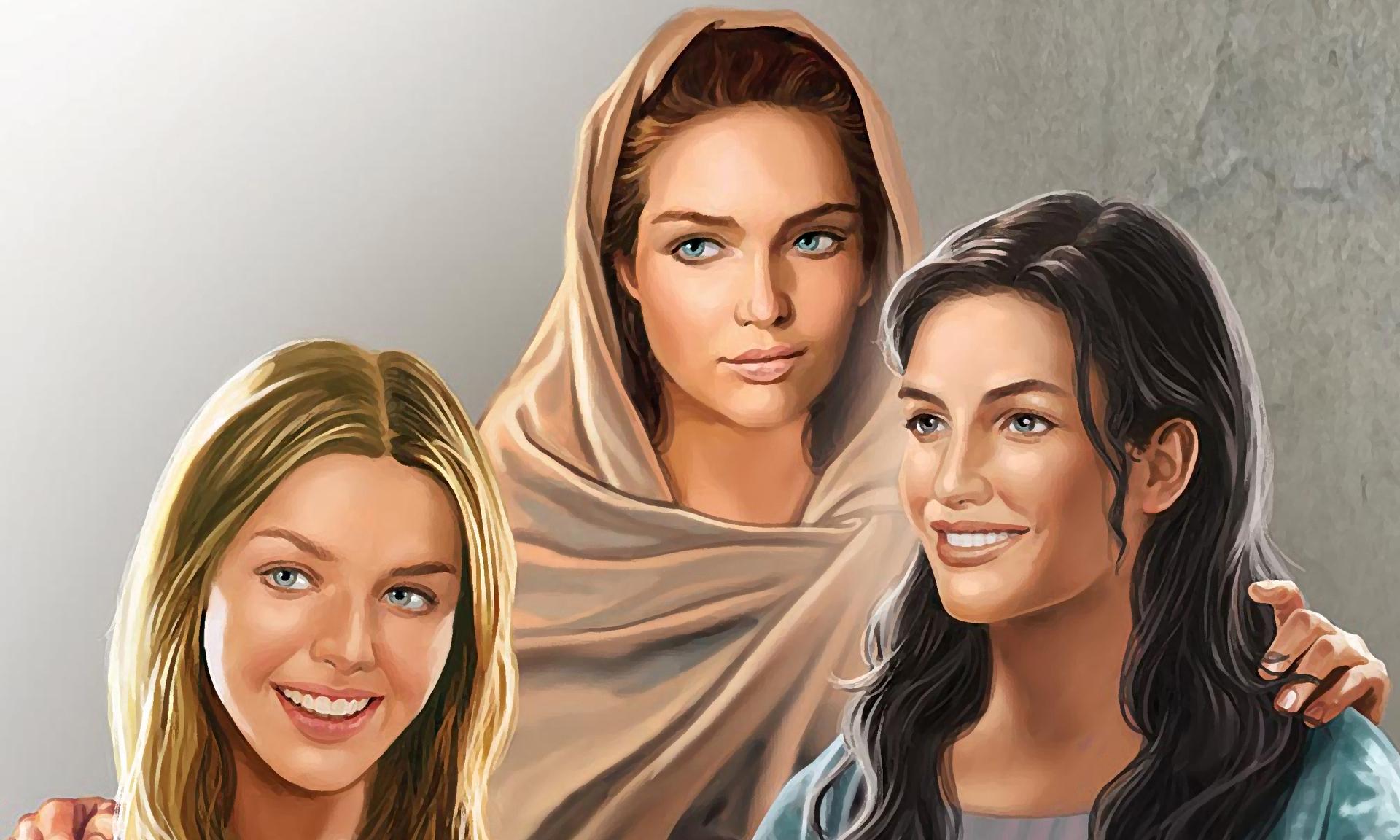 Kuus Piibli naist ja nende mõju