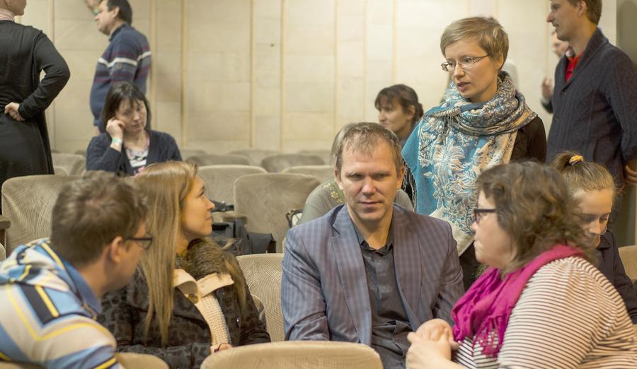 imgp2187 v Riias toimunud seminaril jagati teadmisi nii koguduse töölistele kui lapsevanematele