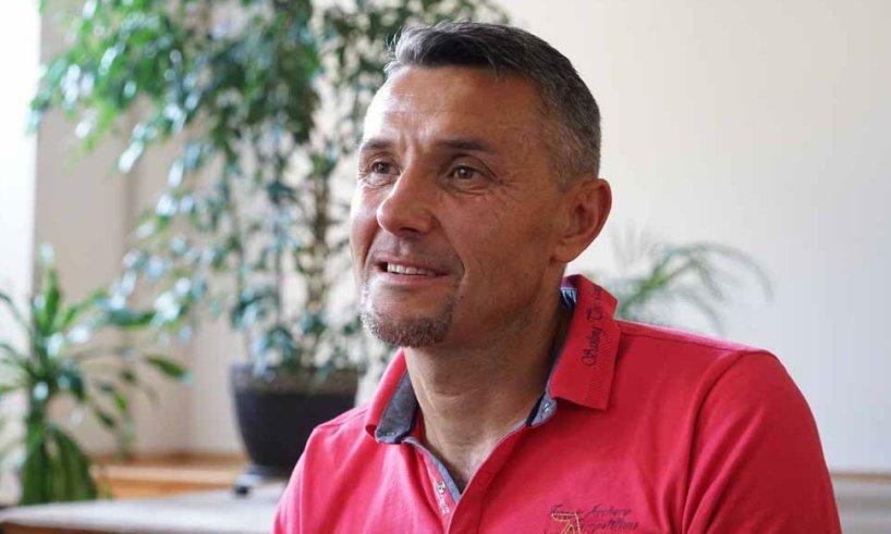 Poola jalgpallurist sai t�nu hingamisp�evale juhuslikult evangelist