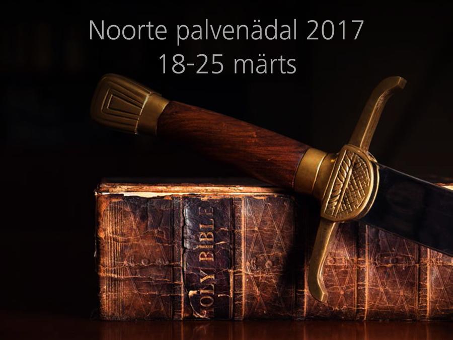 pn17 Noorte palvenädal 2017